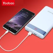 Powerful 20000mAh Power Bank for Mobile Devices with LED display
