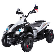 Kids ATV Quad Ride-on Car Toy 12V from  Shenzhen Zhehua Technology Co. Ltd