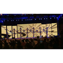 P4.81 Indoor Video Screen LED Display from  Chengxinguang Technology Co., Ltd.
