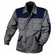 Lightweight Working jackets from  Fuzhou H&f Garment Co.,LTD
