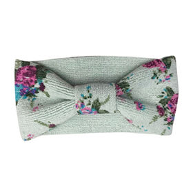 Floral Printed Knitted Headband from  Ebolle Fashion Accessories Co. Ltd