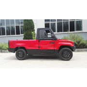 China Electric pickup 72V/5kW truck 80kmh, DOT and EEC approved