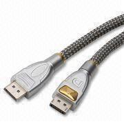 DisplayPort Cable from  Dongguan HYX Industrial Co. Ltd