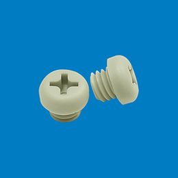 Plastic Pan Head Screws from  Ganzhou Heying Universal Parts Co.,Ltd