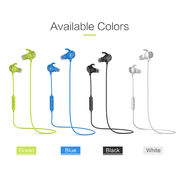 China QCY QY19 wholesale wireless waterproof sport Bluetooth earphone headphones