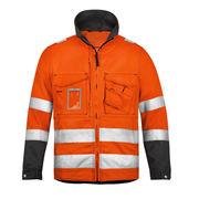 Reflective safety work uniform from  Fuzhou H&f Garment Co.,LTD