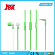 China Multi-media In-ear Mini Sport Stereo Earphone with Mic for Apple