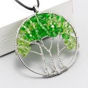 Tree Life Pendant Necklace from  Chanch Accessories International Co. Ltd