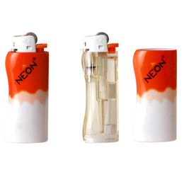 Refillable lighters from  Guangdong Zhuoye Lighter Manufacturing Co. Ltd