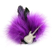Feather Brooch from  Chanch Accessories International Co. Ltd