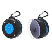 IPX7 Waterproof Sports Shower Bluetooth Speaker from  E-POWER LIMITED SHENZHEN