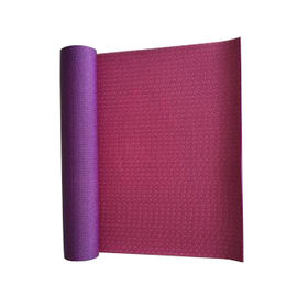 Double Color Yoga Mat from  Shanghai Fitness Sourcing Inc