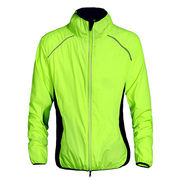 Reflective cycling jacket from  Fuzhou H&f Garment Co.,LTD