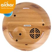 China 300mL/AN-0432 with 7 Color LED Wooden Grain Aroma Diffuser