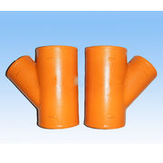 China ISO 6594 Hubless cast iron pipe fittings