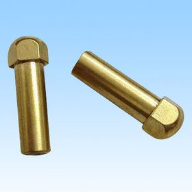 Yellow Zinc Bolt from  HLC Metal Parts Ltd