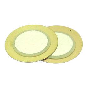 12 mm Piezo Ceramic Buzzer from  Wealthland (Audio) Limited