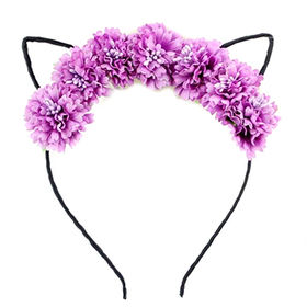 Ethic Cat Ears Headbands from  Chanch Accessories International Co. Ltd
