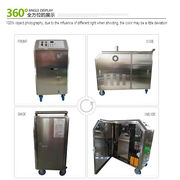 China LPG portable steam car washing machine