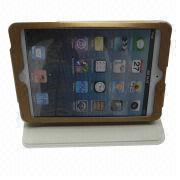 PU Leather Case for iPad Mini from  Beijing Leter Stationery Manufacturing Co.Ltd