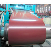 Colour Coated Coils Roofing Sheet Material