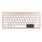 Wireless touch pad keyboard from  Shenzhen DZH Industrial Co. Ltd