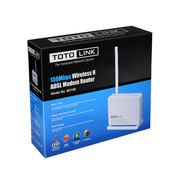 China ND150 150Mbps Wireless N ADSL 2/2 + Modem Router