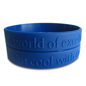 Silicone Bracelets from  Wenzhou Start Co. Ltd