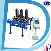 China Sand Filter Sea Water Pre Filtration Water Backwash Purifier Disk Filter