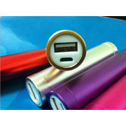 China Anodizing aluminum power bank box modes, competitive price, customized are accepted