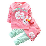 Spring girls' suits from  Meimei Fashion Garment Co. Ltd