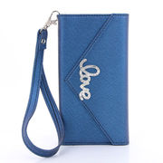Detachable luxuriant lady's leather case from  Guangzhou Wan Er Electronic Limited