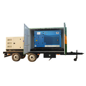 Mobile Water Trailer from  First Industrial Development Co. Ltd