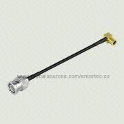 SMA to BNC Cable from  EnterTec Technology Inc.