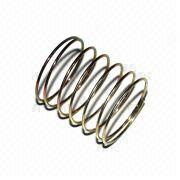 Automotive Coil Spring from  Guangzhou Auto Spring Co. Ltd