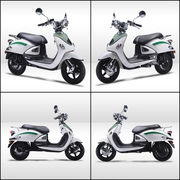 China 50/125/150 Gas Scooter-- Legend