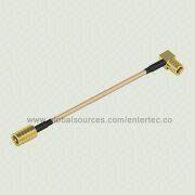 Reverse SMA Cable from  EnterTec Technology Inc.
