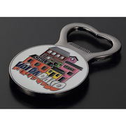 Refrigerator magnet bottle openers from  Gold Valley Industrial Limited