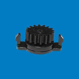 Plastic gear damper from  Ganzhou Heying Universal Parts Co.,Ltd