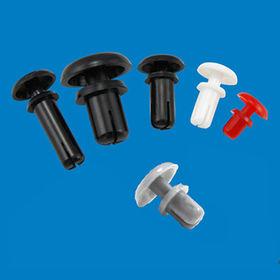 Plastic nylon rivet from  Ganzhou Heying Universal Parts Co.,Ltd
