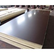 China Film-faced Plywood, 18*1220*2400mm, Melamine/WBP/Joint Core/Poplar Core