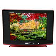 21 Black/Red CRT TV from  GUANGZHOU SHANMU ELECTRONICS PRO.CO.,LTD