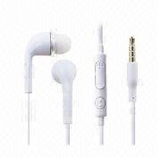 White Color Wired Earphones from  Anyfine Indus Limited