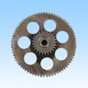 Gear CNC machining parts from  HLC Metal Parts Ltd