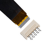 0.5mm FFC Flat Cable from  Xinfuer Electronic Co.,Ltd