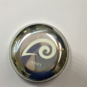 China Wooden Stainless Steel and Aluminum Coffee Tamper, Zodiac Signs, Customized are Accepted, from China