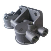 Aluminum die casting parts from  Ningbo Checo Industry Ltd