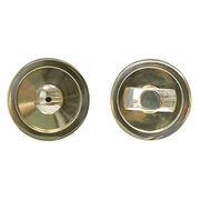 Sliding pocket door handle from  Door & Window Hardware Co