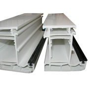 UV-resistant PVC Profiles from  Zhejiang Lilies Industrial And Commercial Co. Ltd