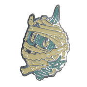 Custom shape lapel badge pin from  Gold Valley Industrial Limited
